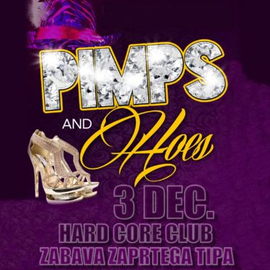 pimps & hoes – only with invitation