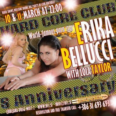 erika bellucci & lola taylor 10. & 11. march