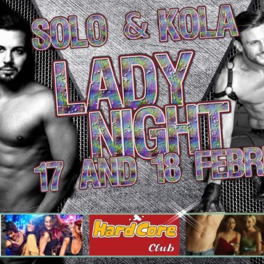 lady night 17.&18. februar