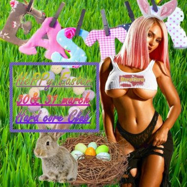 happy easter 30.&31. March