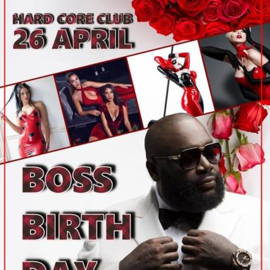 boss birthday 26. april