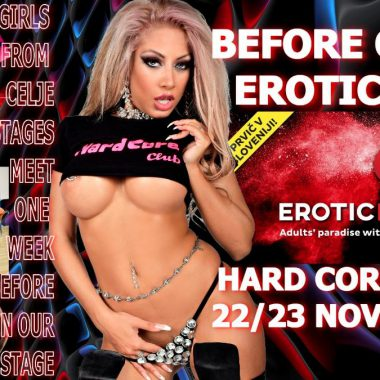 BEFORE CELJE EROTIC FAIR 22. & 23. NOVEBER